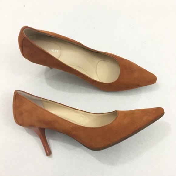 92a9e794667 Calvin Klein Shoes - Calvin Klein Dolly size 6.5 pointy heels